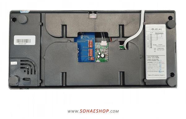 آیفون تصویری سوزوکی مدل 720 نمای پشت