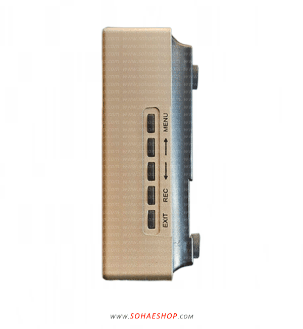 آیفون تصویری سوزوکی مدل 720 نمای بغل