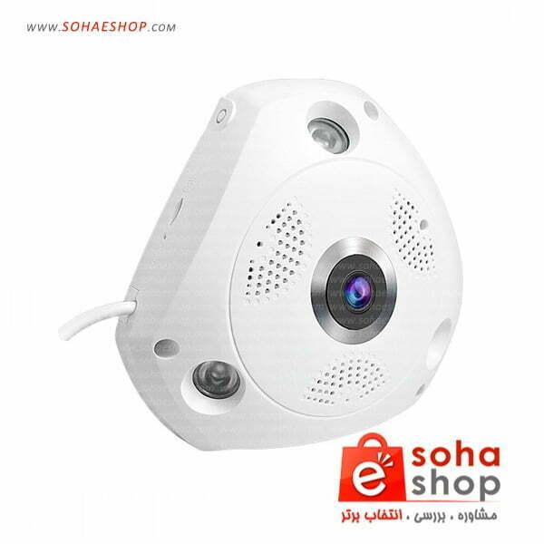 دوربین پانوراما 2Mp مدل Fisheye