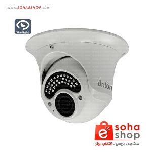 دوربین مداربسته تحت شبکه برایتون مدل IPC74650C29WD-AI-6